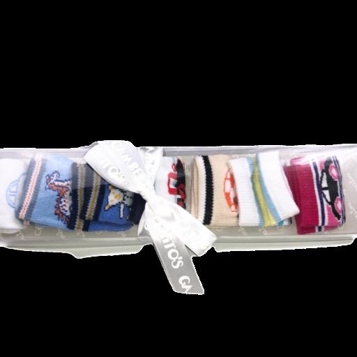 Conjunto de calcetines de niño Ovejita [1]