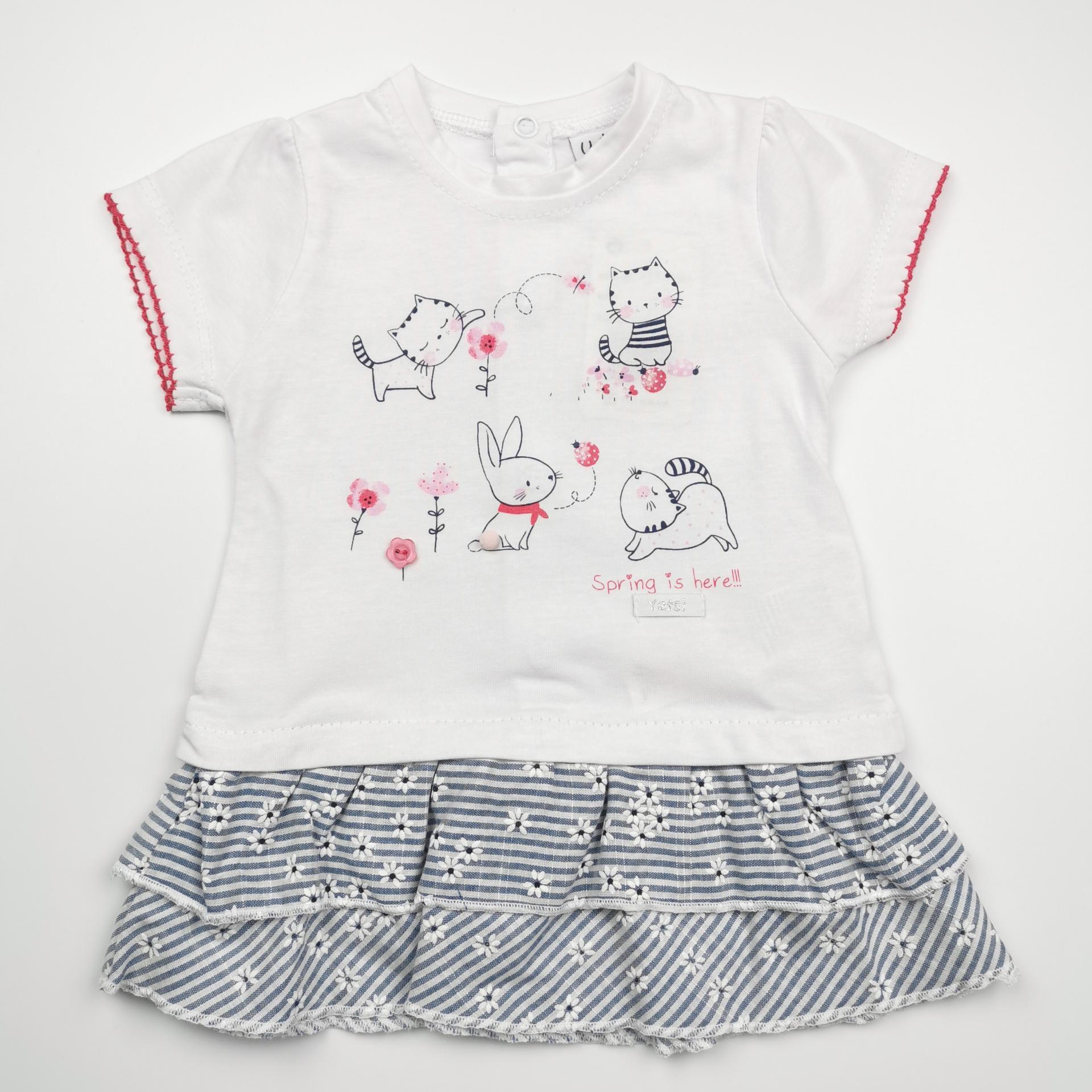 Vestido de niña Spring
