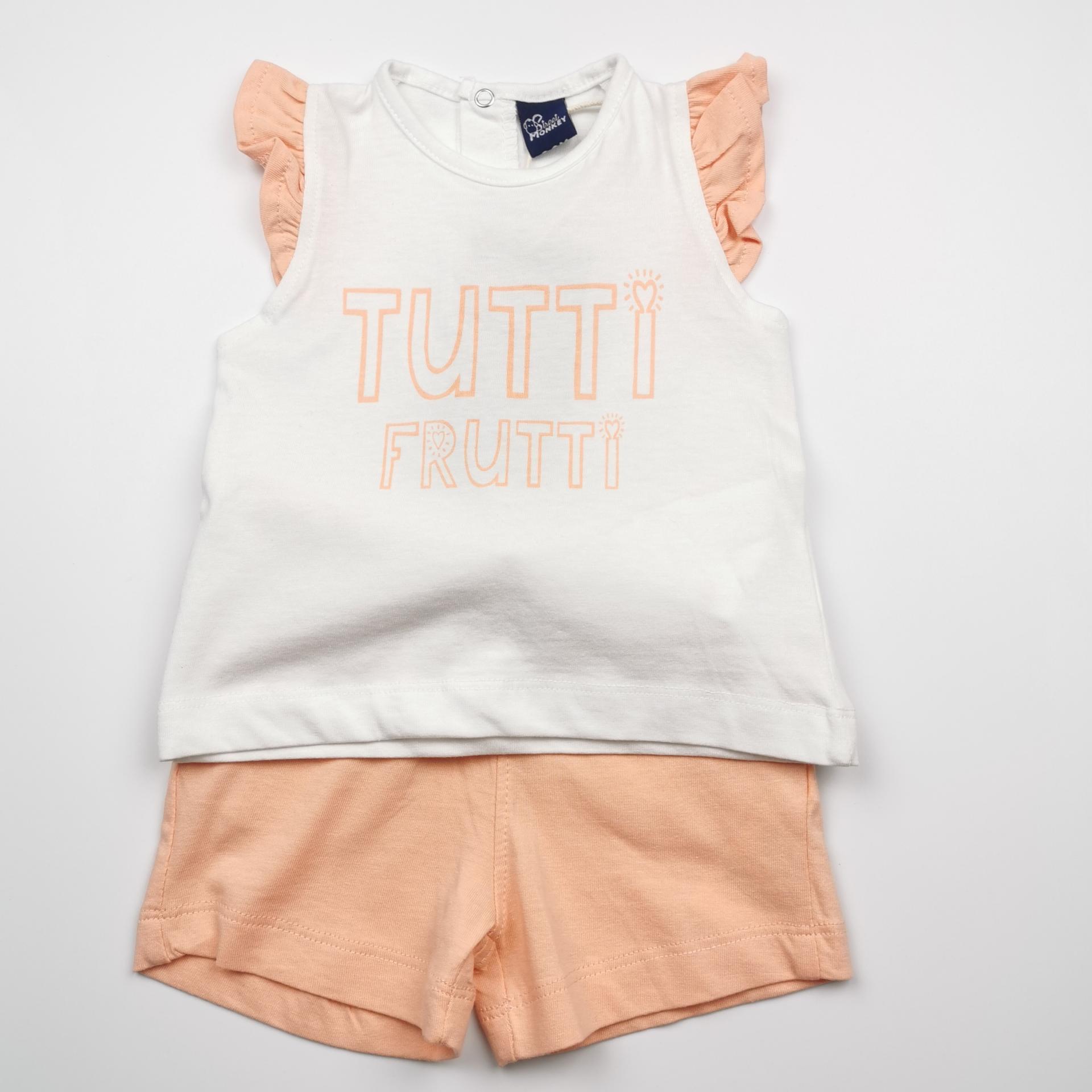 Conjunto de niña Tutti Frutti