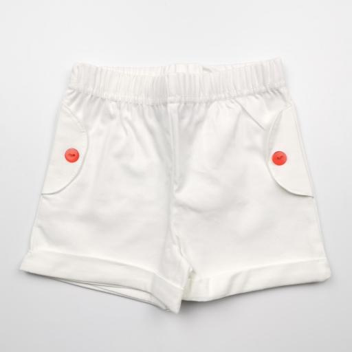 Conjunto de niña con pantalón Lovely Sailing [2]