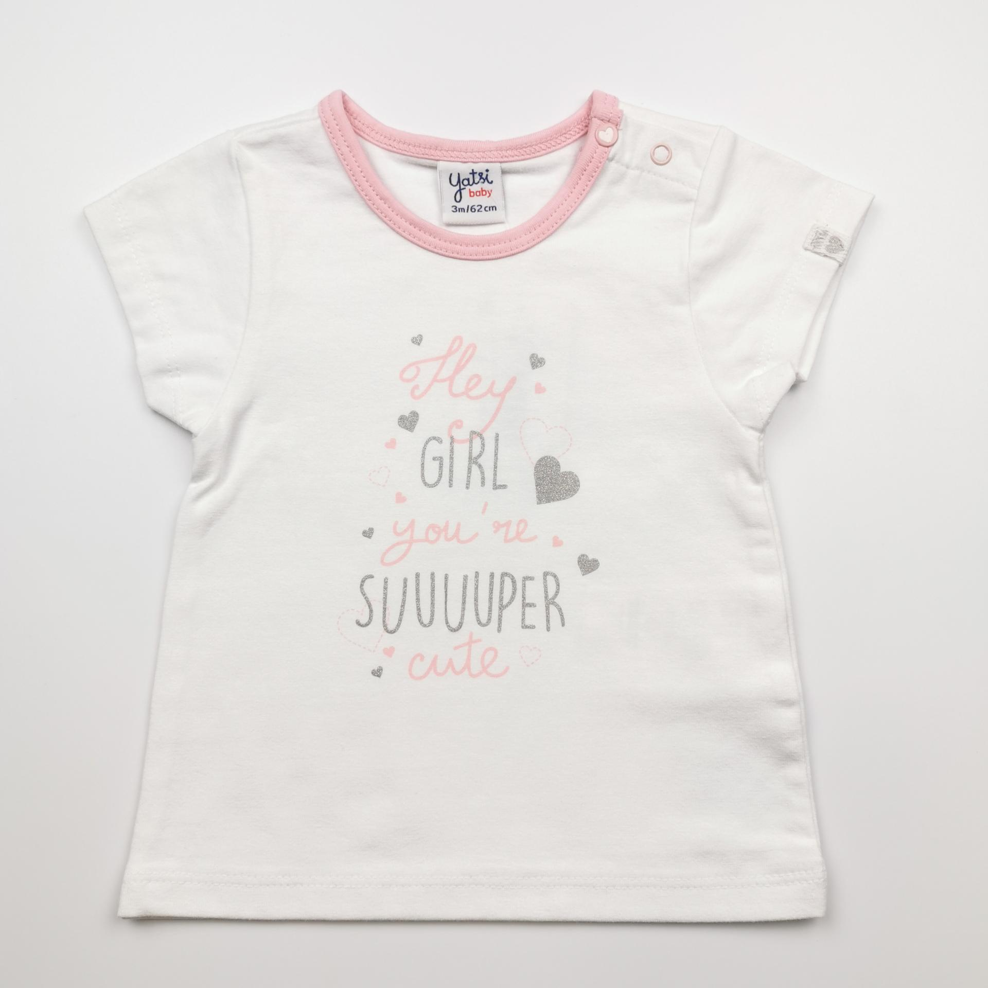 Camiseta de niña Super