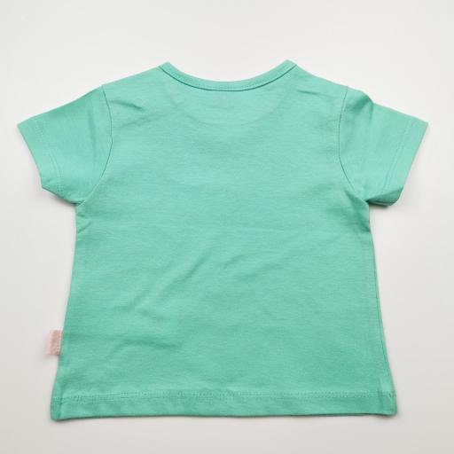 Camiseta de niña caribe Fight [1]