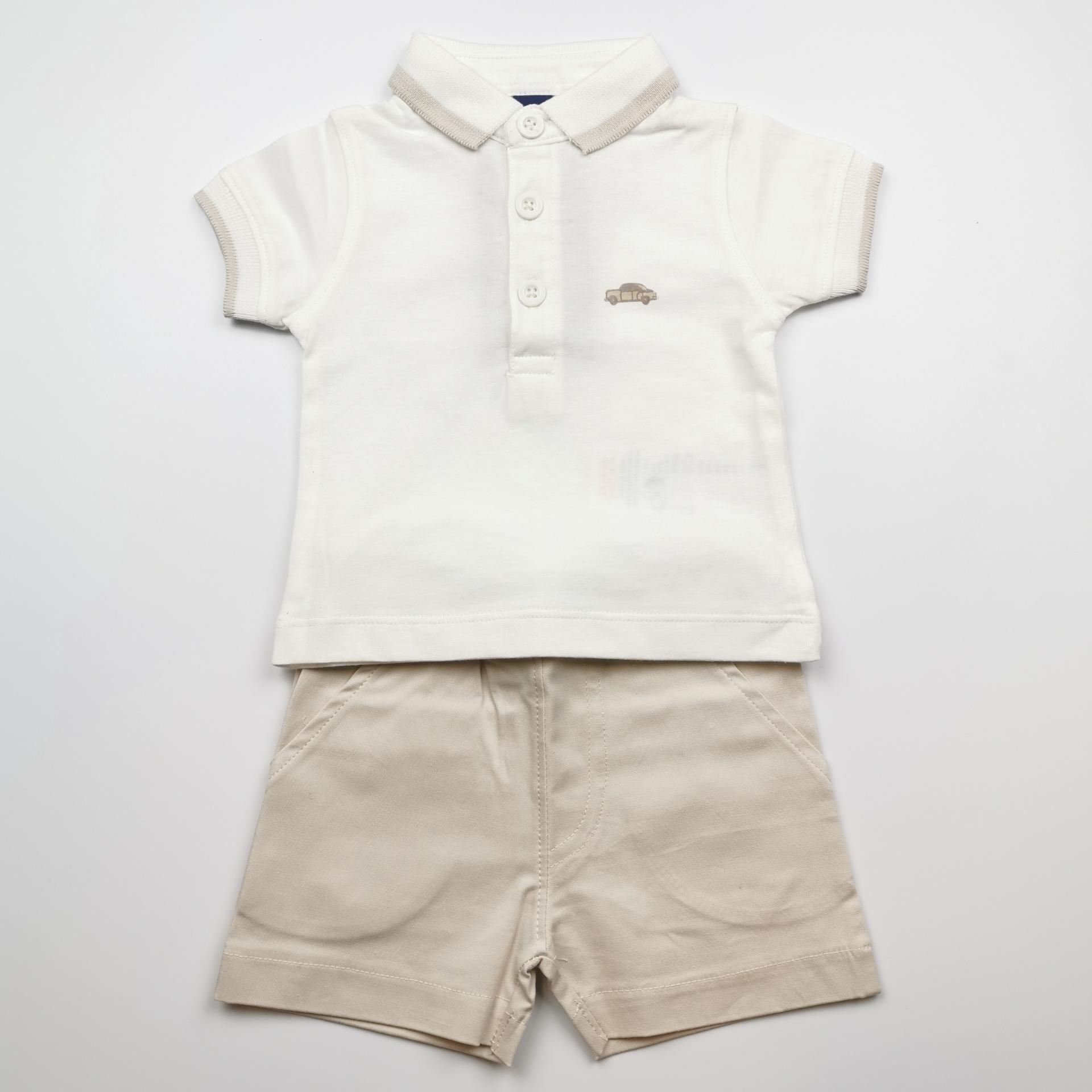 Conjunto de niño Safari