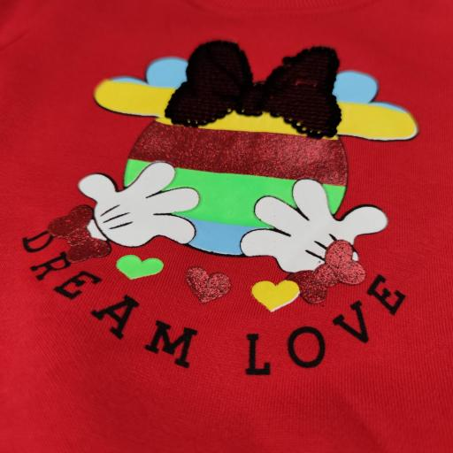 Conjunto niña 2 piezas  Dream Love [1]