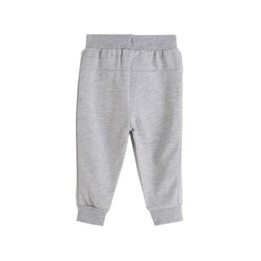 Pantalón largo de chandal niño gris [1]