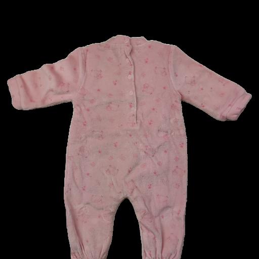 Pelele tundosado para niña Pink [1]