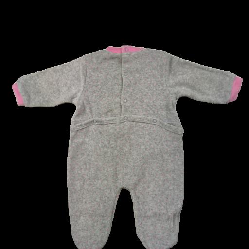 Pelele tundosado para niña Bear [1]