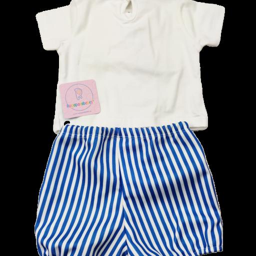 Conjunto niña 2 piezas Sailor [1]