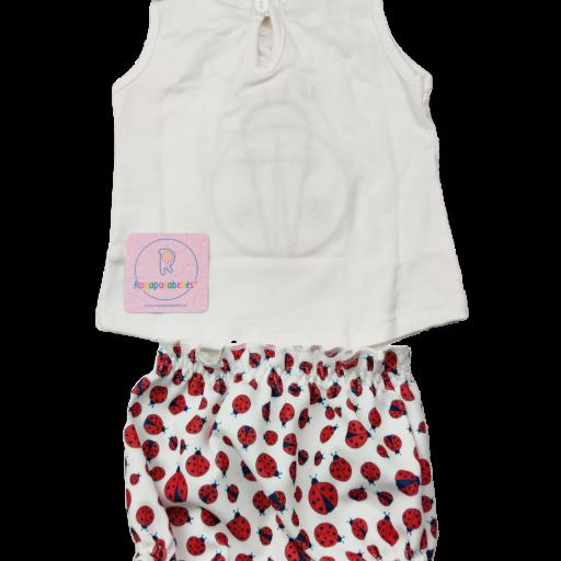 Conjunto niña 2 piezas Ladybug [1]