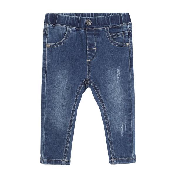 Pantalón vaquero roto para niño