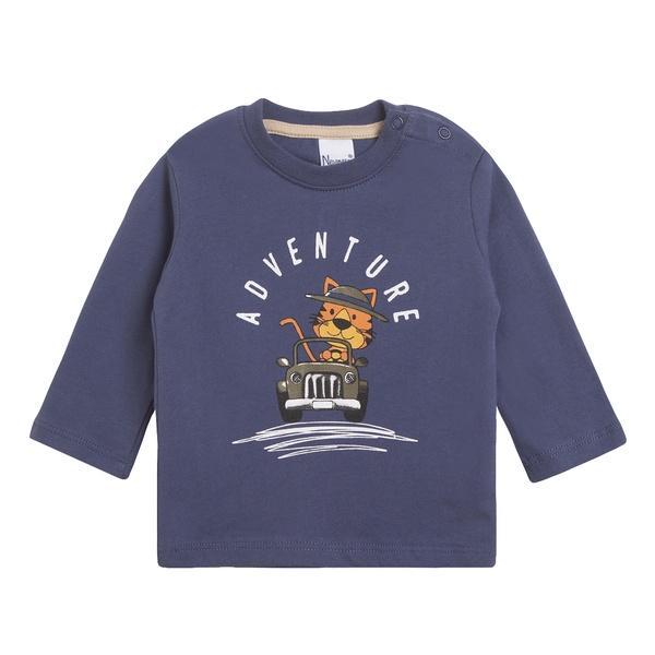 Camiseta de niño manga larga Tiger