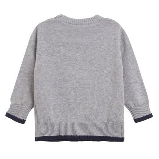 Jersey de niño en gris Yes [1]