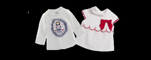 Camisetas, Camisas y Blusas