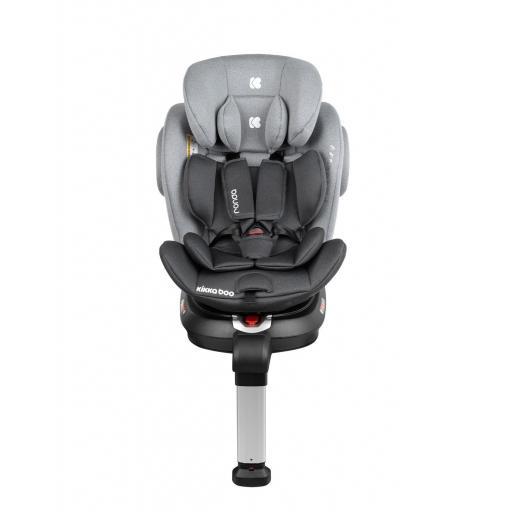 Silla de coche 0-1-2-3 (0-36 kg) Ronda ISOFIX Gris Oscuro [2]