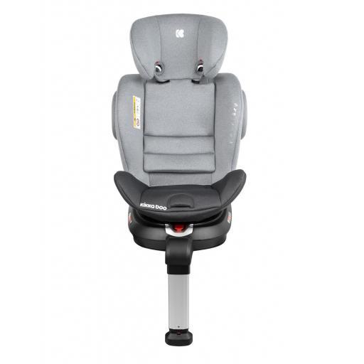 Silla de coche 0-1-2-3 (0-36 kg) Ronda ISOFIX Gris Oscuro [3]