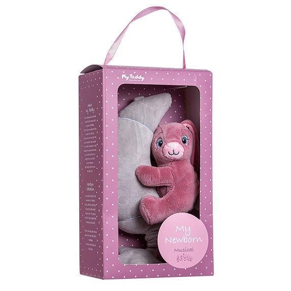 Duo de mini peluche + dou dou My Teddy