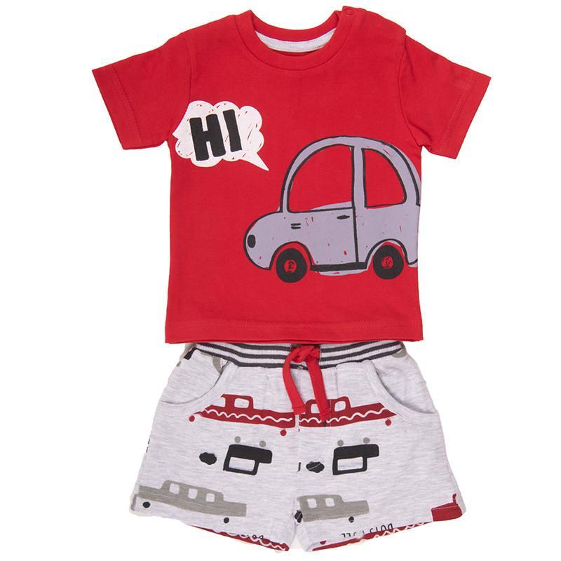 Conjunto niño  Hi Car