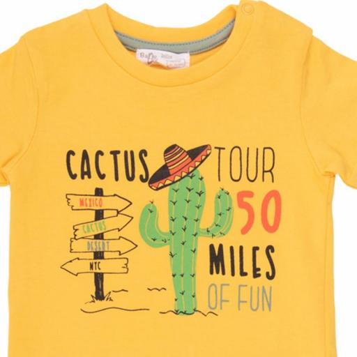 Conjunto niño Cactus [2]