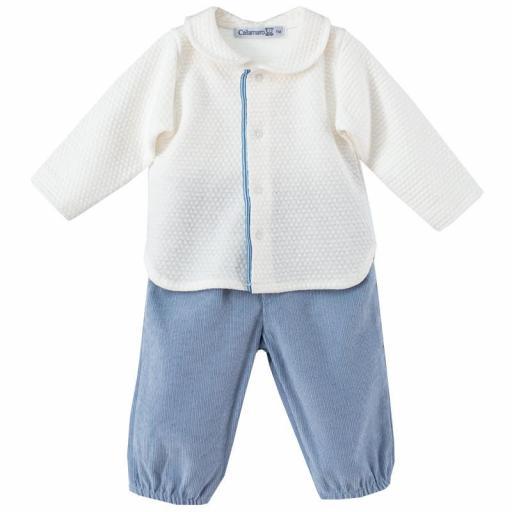 Conjunto de pantalón para niño [0]