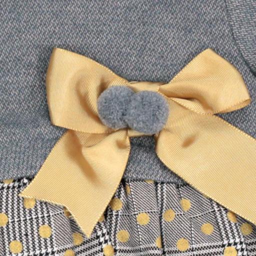 Vestido de niña Gold [1]