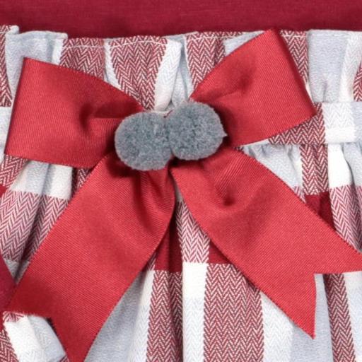 Vestido de niña Rouge [1]