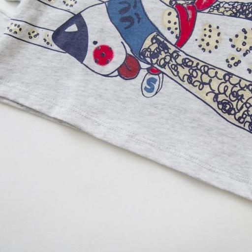 Camiseta de niño Super Dog [3]