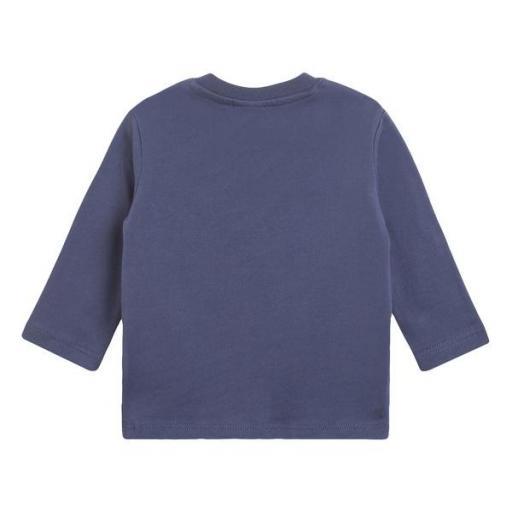 Camiseta de niño manga larga Tiger [1]