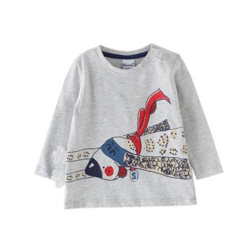 Camiseta de niño Super Dog [0]