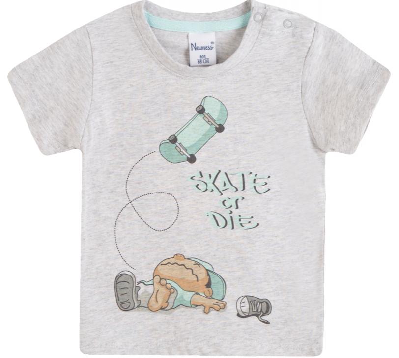Camiseta de niño Skate