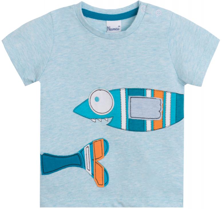 Camiseta de niño Pez