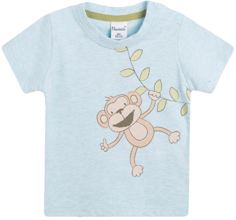 Camiseta de niño Mono