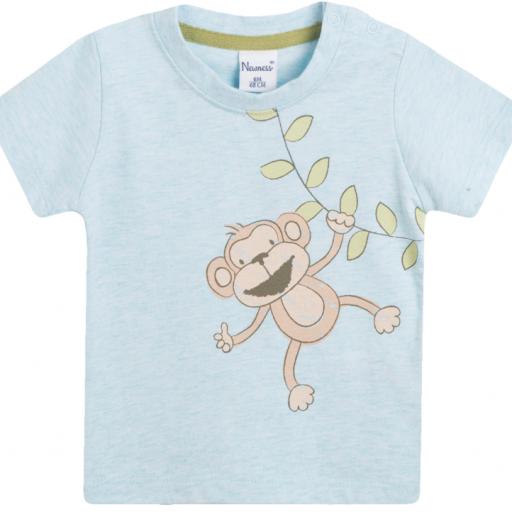 Camiseta de niño Mono [0]