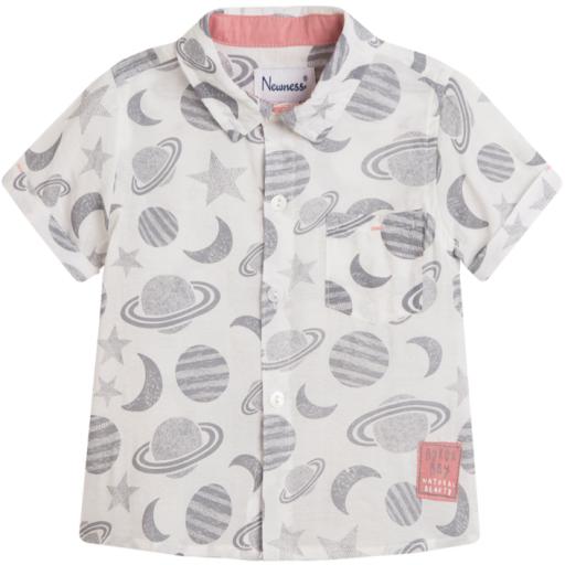 Camisa de niño Planetas