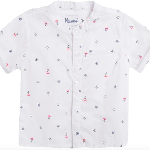 Camisa de niño Marinera