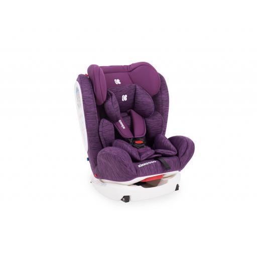 Silla de coche 4 Fix 0-1-2-3 (0-36 kg) Purple [2]