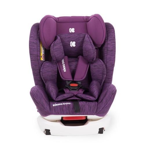 Silla de coche 4 Fix 0-1-2-3 (0-36 kg) Purple