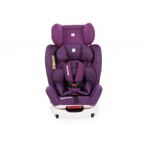 Silla de coche 4 Fix 0-1-2-3 (0-36 kg) Purple [1]