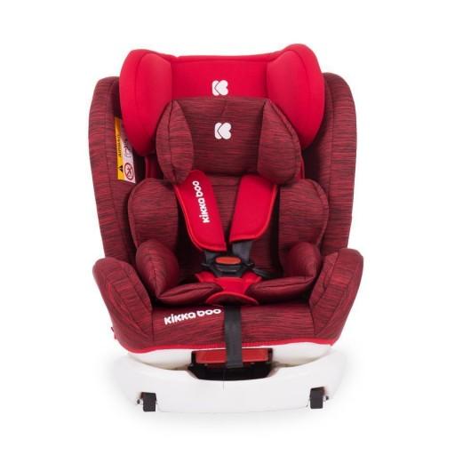 Silla de coche 4 Fix 0-1-2-3 (0-36 kg) Red [0]