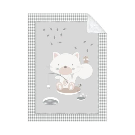 Manta polar Gatito [1]