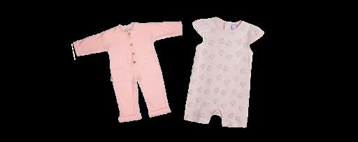 Pijamas, Peleles y Ranitas