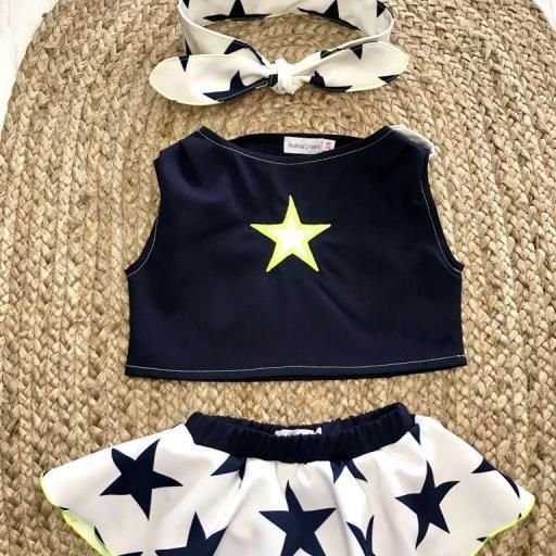 Conjunto estrellas
