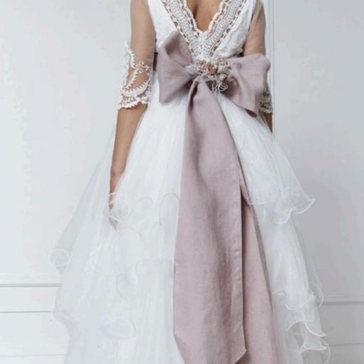 Vestido Hortensia Maeso [2]