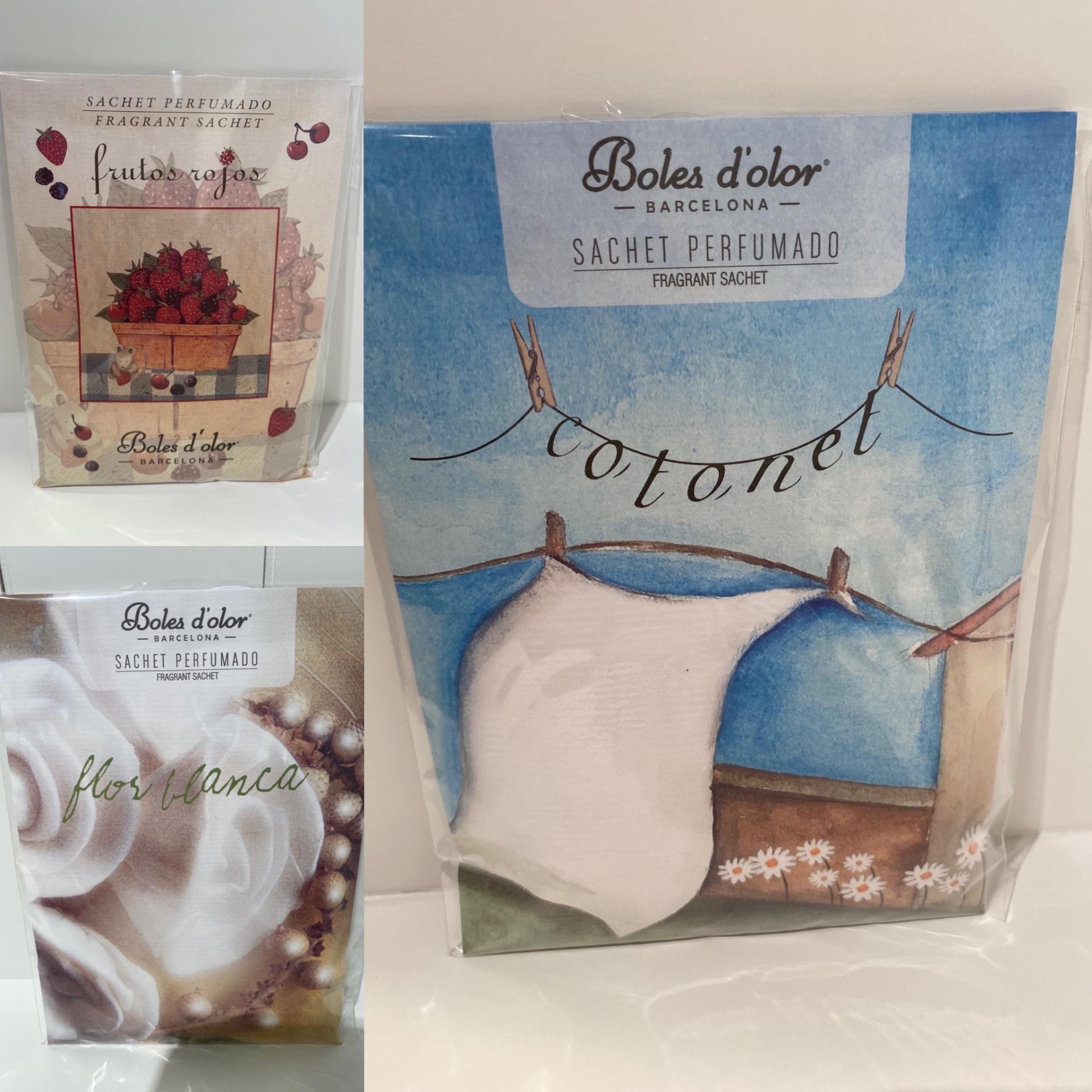 Bolsas para perfumar armarios y cajones