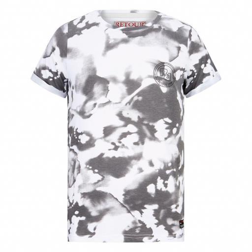 Camiseta Levi gris