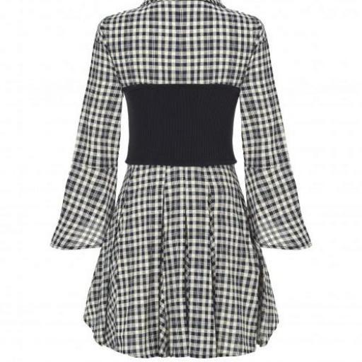 Vestido cintura elástica  [1]