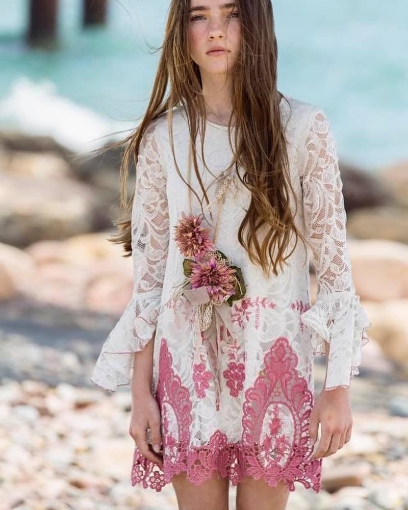 Vestido Maitri