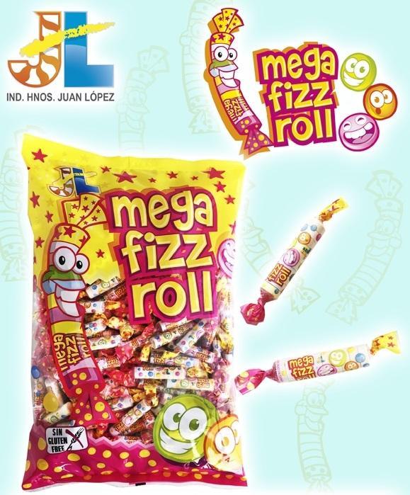 MEGA FIZZ ROLL 200UND