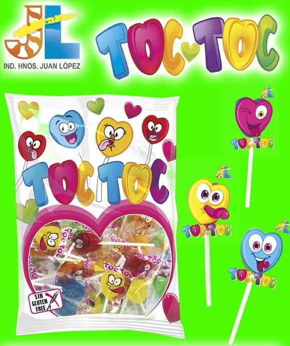 TOC TOC SURTIDO 200 UND