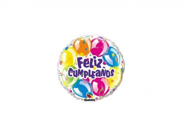 "18"" Cumpleaños Globos"