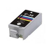 CARTUCHO GENÉRICO CANON CLI-36 COLOR
